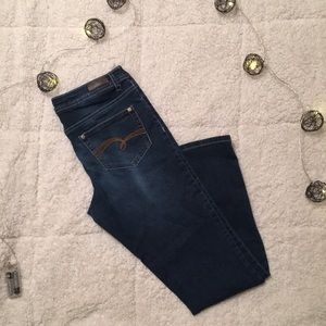 Justice kids jeans size 14 1/2